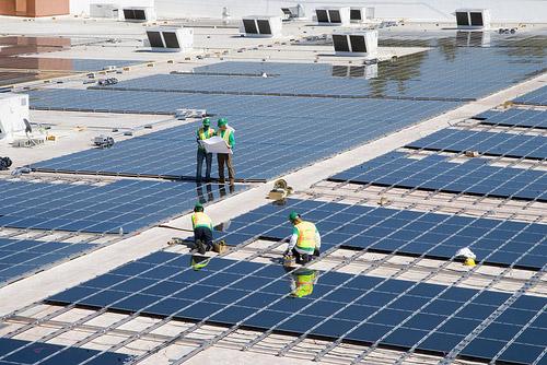 wal mart telhado solar
